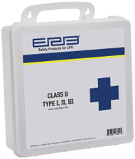 Class B  Type I, II, III Plastic First Aid Kit