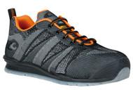 Fluent Black/Orange I/75 C/75 SD+ PR Sport Shoe