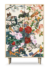 Save Empress Wu Large Cabinet