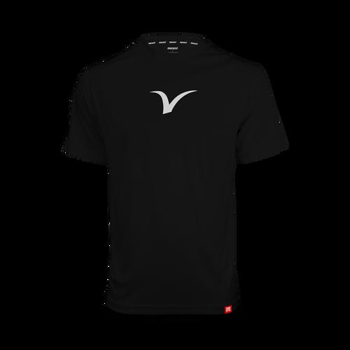 Youth V Logo Performance Tee