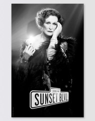 Sunset Boulevard Poster - Glenn Close [Limited Edition]