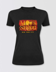 Miss Saigon Ladies Black NYC T-Shirt