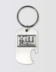 Miss Saigon Bottle Opener Keychain