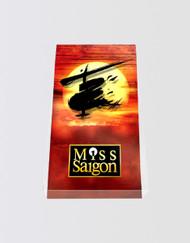Miss Saigon Lucite Magnet