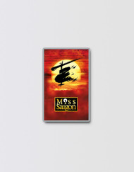 Miss Saigon Souvenir Program Platypus Productions Llc