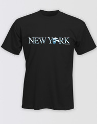 "The Phantom of the Opera Broadway ""New York"" T-Shirt - Black"