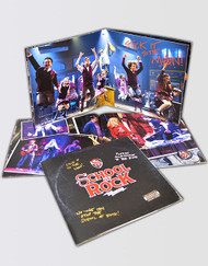 School of Rock the Musical Souvenir Program