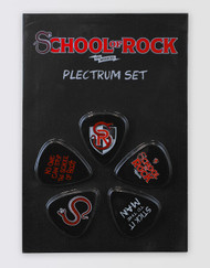 School of Rock the Musical Plectrum Set