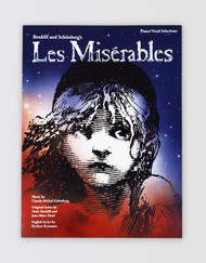 Les Miserables Piano/Vocal Selections Songbook