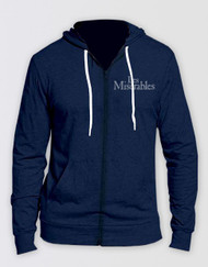 Les Miserables Embroidered Hoody