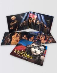 Les Miserables Tour Souvenir Program Book