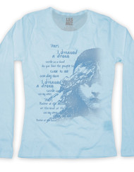 Les Miserables US Tour Ladies Vintage Long Sleeve T-Shirt