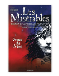 Les Miserables US Tour Poster