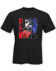 "Les Miserables US Tour Black ""Les Miz"" T-Shirt"