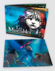 Les Miserables Broadway Souvenir Brochure