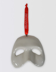 The Phantom of the Opera Broadway Ceramic Mask Ornament