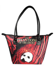 The Phantom of the Opera US Tour Red Tote Bag