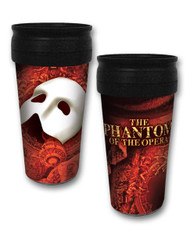 The Phantom of the Opera US Tour Travel Mug