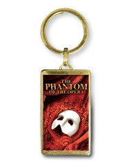The Phantom of the Opera US Tour Keychain