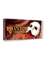 The Phantom Of The Opera Us Tour Rhinestone Necklace Pre