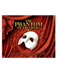 The Phantom of the Opera US Tour Souvenir Program