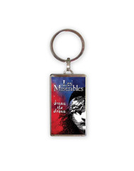 Les Miserables US Tour Keychain