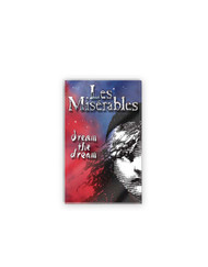 Les Miserables US Tour Lucite Magnet