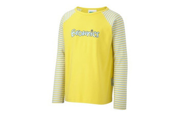 Brownie - T-Shirt Long Sleeved