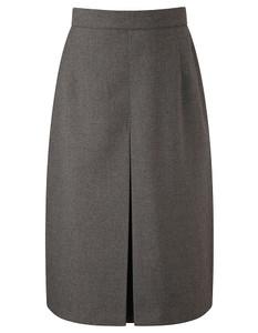 Christian Fellowship School Skirt - Single Pleat, Grey Years 9 - 11