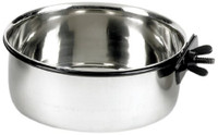 Classic Pet Products Bolt-on 900ml Stainless Steel Coop Cup
