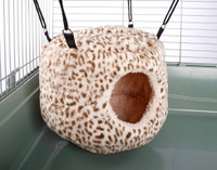HUGE Rodent-Hive Rat Ferret Toy: Cheetah Print