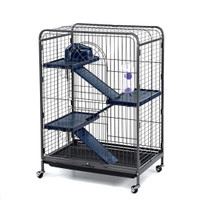 Blenheim 93cm Rat Cage - Black