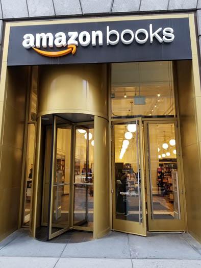 Amazon Books #5