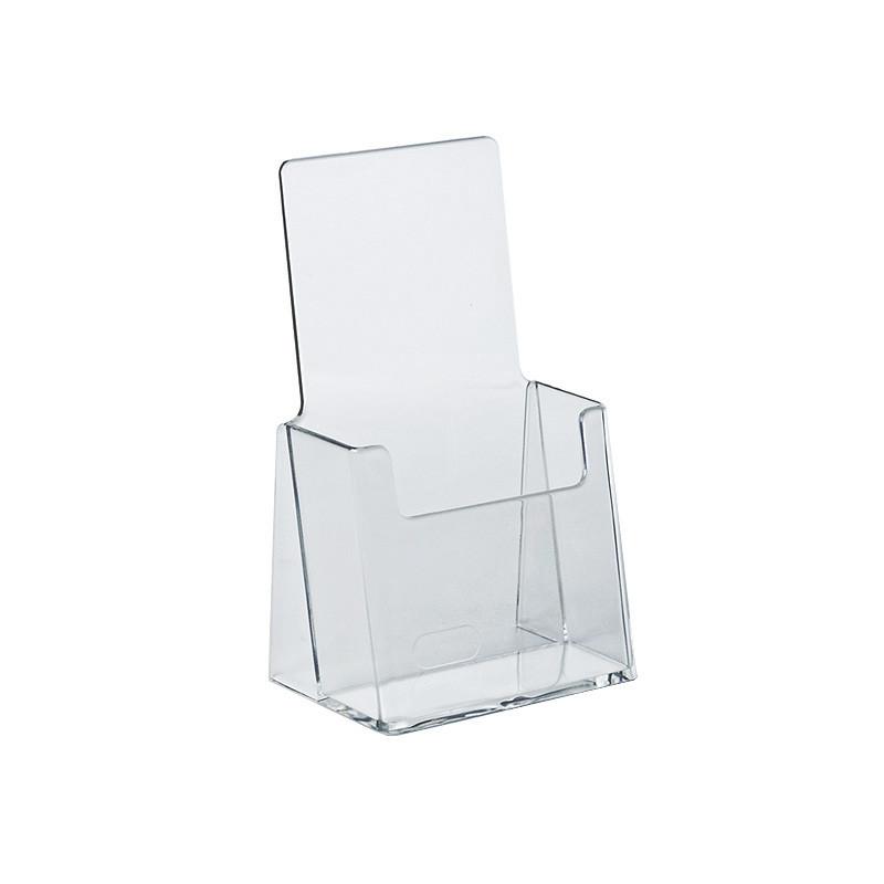 trifold brochure holder inside dimension 4 w azar displays