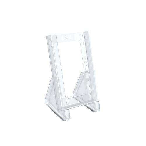modular trifold brochure holder inside dimension 4 375 w azar