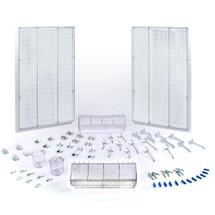 "70-Piece Pegboard Organizer Kit (2- 13.5"" x 22"")"