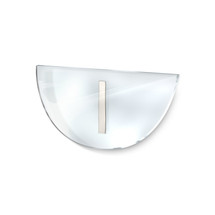 Clear Plastic Bowl Divider Insert -14""