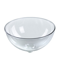 "Clear Plastic Bowl 14"" Dia. x 7"" Deep"
