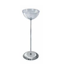 "14"" Diameter Single Bowl Floor Display"