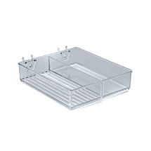 2 Compartment Tray for Pegboard or Slatwall