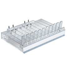 11-Compartment Pusher Tray