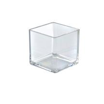 """4""""  Deluxe Clear Cube Bin"""