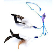 PURRfect™ Feather Cat Toy by Vee Enterprises