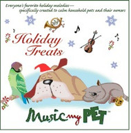 Music My Pet: Holiday Treats CD