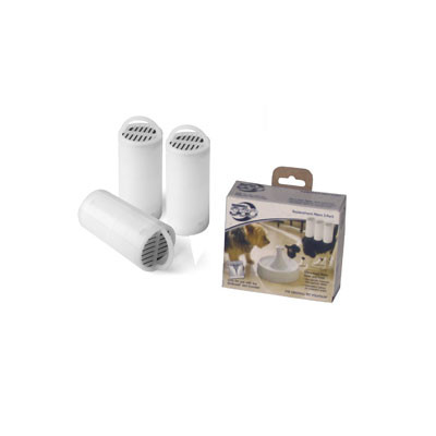 Keep your pets water fresh and clean with the Drinkwell 360 Replacement Filter 3-Pack.