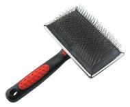 Paw Brothers Hard Pin Flat Slicker Brush