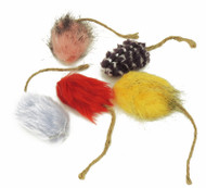 Honeysuckle Funky Mouse - Single (Assorted)