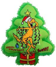 Yeowww! Kris Krinkle Catnip Tree Toy