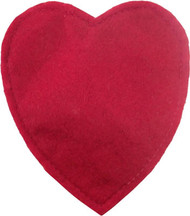 Catnip Felt Hearts - Single