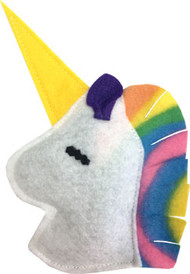 Cat'n Around Unicorn Catnip Toy
